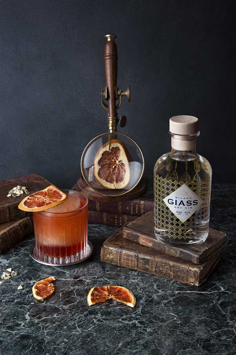 Cocktail: Fuoco
